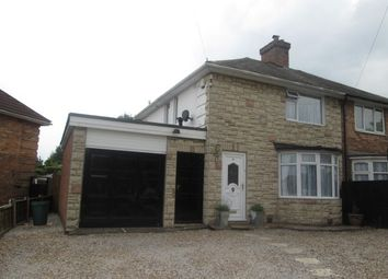 Thumbnail 2 bed semi-detached house for sale in Hotspur Road, Kingstanding, Birmingham