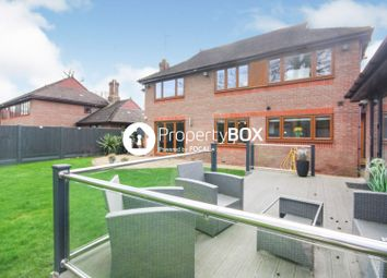 Thumbnail 4 bed detached house for sale in Spring Close, Colchester