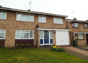 Thumbnail 4 bed semi-detached house for sale in Northfield Close, Billericay