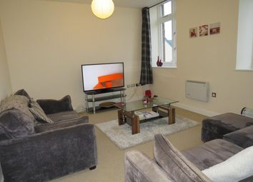 Thumbnail 2 bed flat to rent in High Street, Tean, Stoke-On-Trent