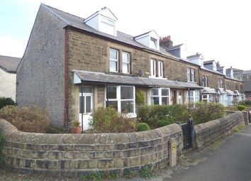 Thumbnail 3 bed end terrace house to rent in Lightwood Road, Buxton