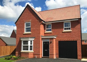 """Thumbnail 4 bed detached house for sale in """"Millford"""" at Market Road, Thrapston, Kettering"""