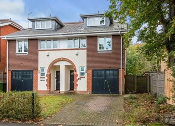 4 bed semi-detached house for sale in Portesbery Road, Camberley, Surrey GU15