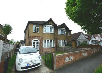 Thumbnail 3 bed semi-detached house to rent in Avenue Road, Staines
