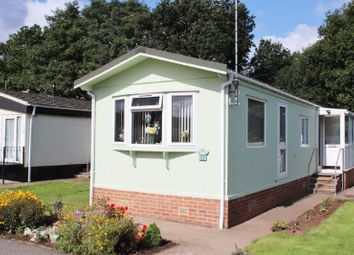 Thumbnail 1 bedroom mobile/park home for sale in Oak Drive, Old Mill Lane, Forest Town
