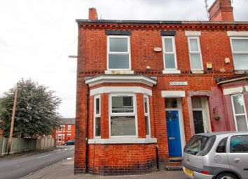 Thumbnail 2 bed end terrace house for sale in Grange Street, Salford