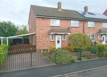 Thumbnail 3 bed semi-detached house for sale in Fir Tree Avenue, Auckley, Doncaster