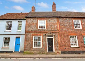 Thumbnail 2 bed terraced house for sale in Shirburn Street, Watlington