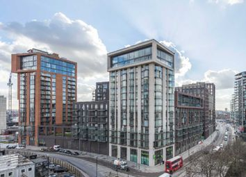 Thumbnail 1 bed flat for sale in Legacy Building, Embassy Gardens, Vauxhall, London