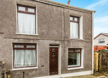Thumbnail 3 bed end terrace house for sale in Castle Street, Maesteg