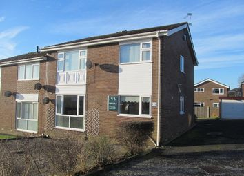 Thumbnail 2 bed flat to rent in Hebden Avenue, Keld Park, Carlisle