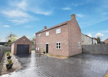 Thumbnail 3 bed cottage for sale in Gibson Close, Hambleton, Selby