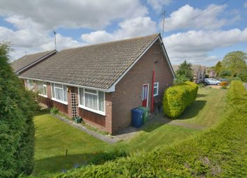Thumbnail 2 bedroom semi-detached bungalow for sale in Mill Lane, Histon