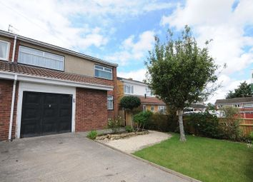 Thumbnail 3 bed semi-detached house for sale in Stockton Close, Whitchurch, Bristol