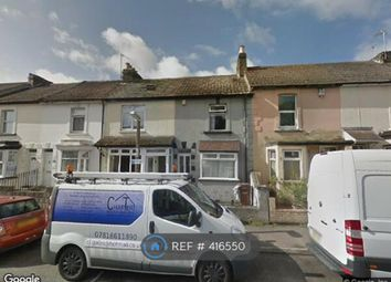 Thumbnail 3 bed terraced house to rent in Franklin Road, Gillingham