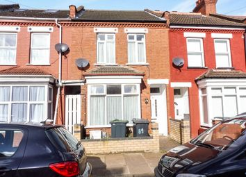 Thumbnail 3 bedroom terraced house for sale in Norman Road, Luton