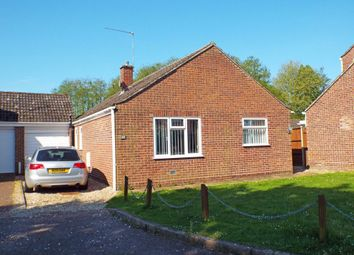 Thumbnail 2 bed detached bungalow for sale in Jubilee Way, Necton, Swaffham