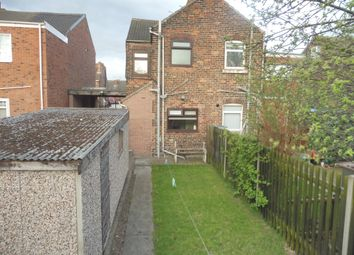 Thumbnail 2 bed semi-detached house for sale in Oxford Street, Rotherham