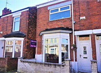 Thumbnail 2 bed end terrace house for sale in Clumber Street, Hull