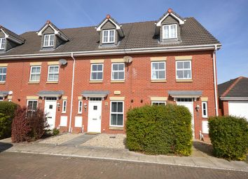 Thumbnail 3 bed terraced house to rent in William Foden Close, Sandbach, Cheshire