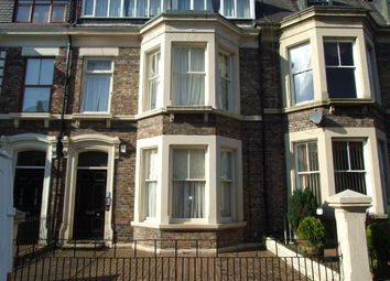 Thumbnail 1 bed flat to rent in Eskdale Tce, Jesmond, Newcastle Upon Tyne