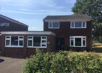 Thumbnail 5 bed detached house for sale in Danta Way, Stafford