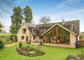 Thumbnail 6 bed detached house for sale in Church Road, Ovington, Thetford