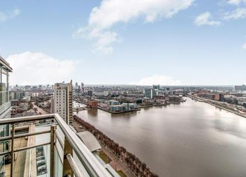 Thumbnail 2 bed flat for sale in The Quays, Salford Quays, Salford, Greater Manchester
