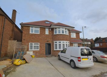 Thumbnail 8 bed semi-detached house to rent in Queens Way, Hendon, London