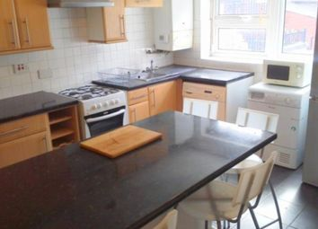 Thumbnail 5 bed shared accommodation to rent in Burley Lodge Terrace, Hyde Park, Leeds