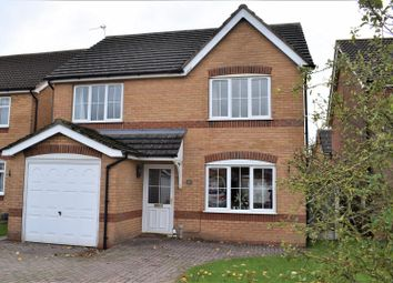 Thumbnail 4 bed detached house for sale in Poppyfield Way, Brigg