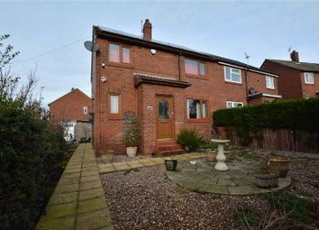 Thumbnail 3 bed semi-detached house for sale in Castle Road, Rothwell, Leeds