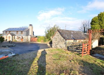 Thumbnail 3 bed equestrian property for sale in Roche, St. Austell