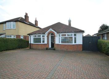 Thumbnail 3 bed detached bungalow for sale in Foxhall Road, Ipswich, Suffolk