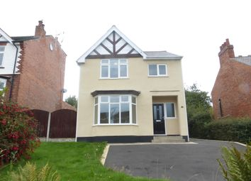 Thumbnail 3 bedroom detached house for sale in Furnace Lane, Loscoe, Heanor