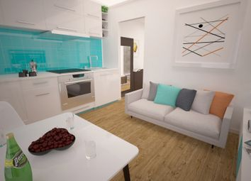 Thumbnail 2 bed flat for sale in Eyre Street, Sheffield