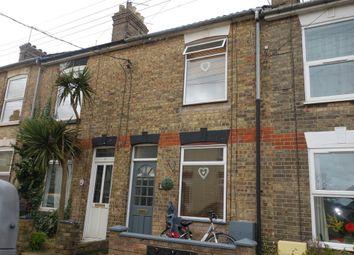 Thumbnail 3 bedroom terraced house for sale in Harrison Road, Lowestoft