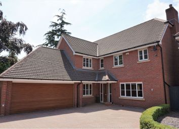 Thumbnail 5 bed detached house for sale in The Gardens, Sutton Coldfield