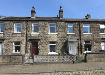 Thumbnail 3 bed terraced house for sale in Cross Church Street, Paddock, Huddersfield, West Yorkshire