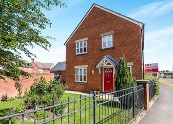 Thumbnail 3 bed detached house for sale in Exmoor Close, Tiverton