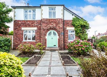 Thumbnail 4 bed detached house to rent in Westfield Villa Staining Road, Blackpool