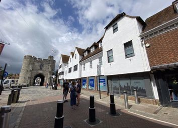 Thumbnail 1 bed flat to rent in St. Peters Street, Canterbury