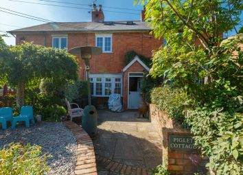 Thumbnail 3 bed terraced house for sale in Parsonage Lane, Silverton, Exeter