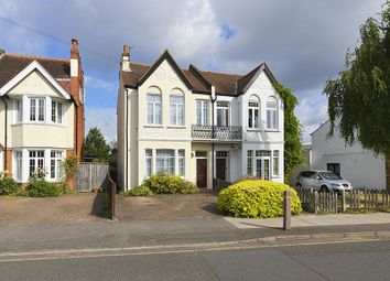 Thumbnail 4 bed detached house for sale in Presburg Road, New Malden