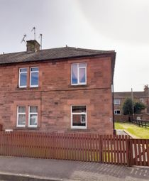 Thumbnail 1 bed flat for sale in 20 Braemar Avenue, Dumfries