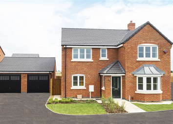 Thumbnail 4 bed detached house for sale in Off Long Shoot, Nuneaton
