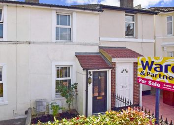 Thumbnail 2 bed terraced house for sale in Avon Street, Tunbridge Wells, Kent
