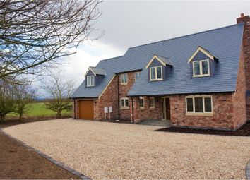 Thumbnail 5 bed detached house for sale in Tillbridge Road, Sturton By Stow, Lincoln