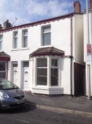 Thumbnail Terraced house to rent in Ribble Road, Blackpool