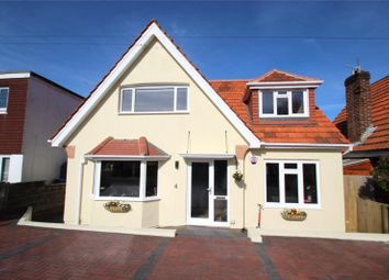 Thumbnail 3 bed detached house for sale in Hillview Road, Findon Valley, Worthing